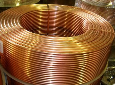 7 gold telepadova 19 dicembre 2012 furto di rame tg7 for Tubo di rame vs pvc