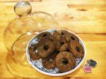 Biscotti noci e farina di grano saraceno